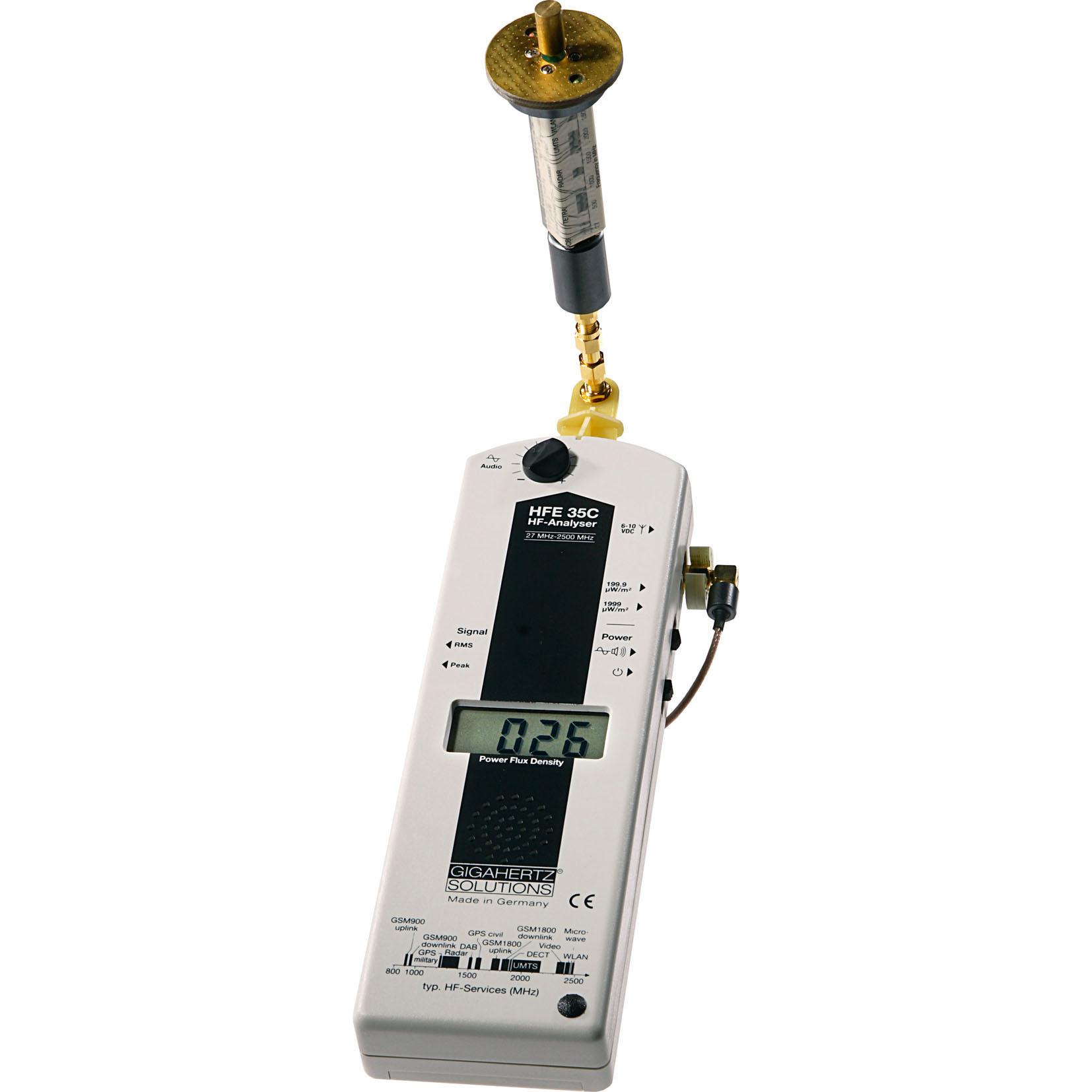 Directional Frequency Counter : Hfe c intermediate rf meter analyzer gigahertz