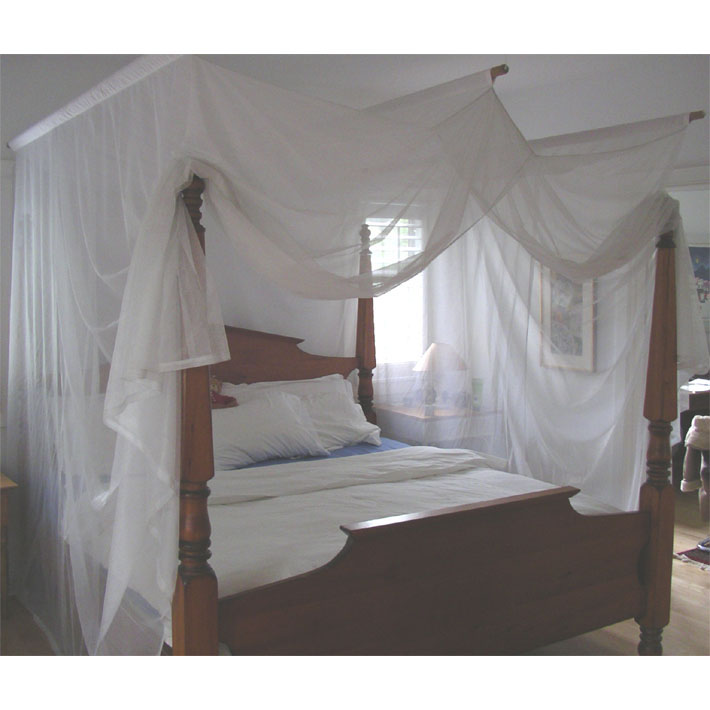 Bed Canopy Shielding Sleeping Areas Less Rf Radiation